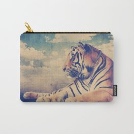 MAGIC ANIMALS : TIGER Carry-All Pouch