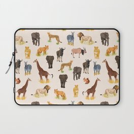Safari Sightings Laptop Sleeve