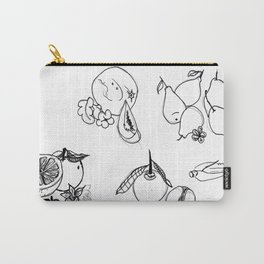 Citrus grocery store Carry-All Pouch