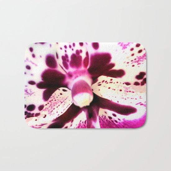 Purple Orchid Beauty Bath Mat
