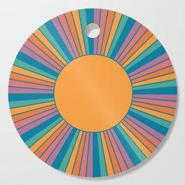 Sunshine State Cutting Board