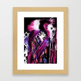 Aliene Framed Art Print