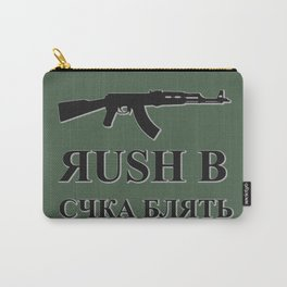 Rush B Carry-All Pouch