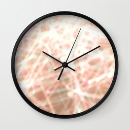 So many lights. Wall Clock