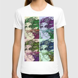acidity pop art T-shirt