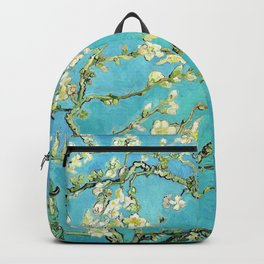 Vincent Van Gogh Almond Blossoms Backpack