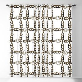 Chains Blackout Curtain