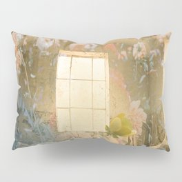 Painted Me Golden Pillow Sham