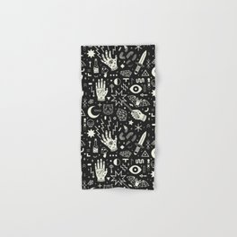 Witchcraft Hand & Bath Towel