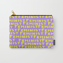 Feminist 3 Carry-All Pouch