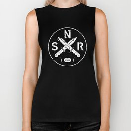 SNR Biker Tank