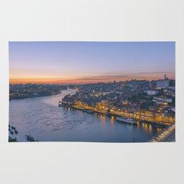 The view from Serra do Pilar - Porto and Gaia Rug