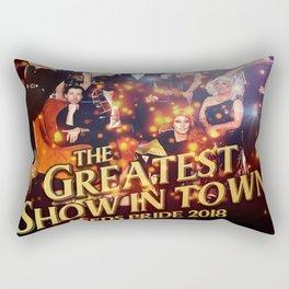 The Greatest Showman Magic Rectangular Pillow