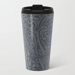 Celtic Warlord steel Travel Mug