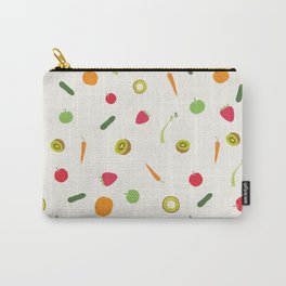 Healthy Pattern! Carry-All Pouch