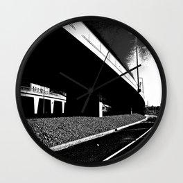 Bridge 3 Wall Clock
