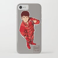 johannathemad iPhone & iPod Cases featuring Mr. to you by JohannaTheMad