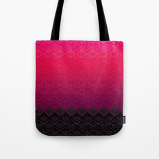 ELENA PATTERN - FLAMENCO VERSION Tote Bag