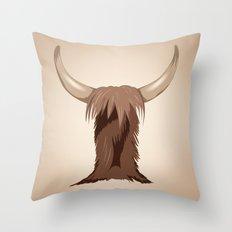 Alphabet Y Throw Pillow