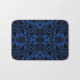 Abstract, art deco, geometric, background, abstract background Bath Mat