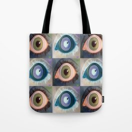 DEM THERE EYES  Tote Bag