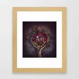 Sisters of Sorrow Framed Art Print