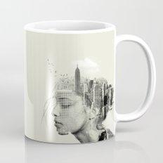 New York City reflection Mug