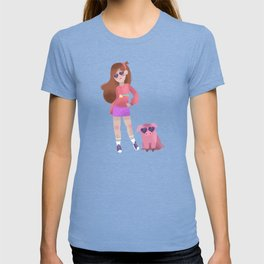 Cool Mabel and Waddles T-shirt