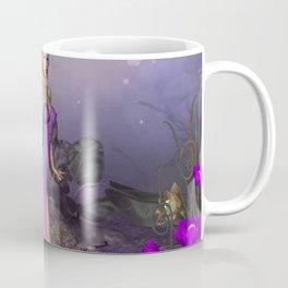 Wonderful fantasy women Coffee Mug