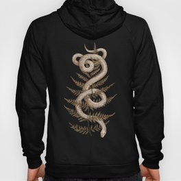The Snake and Fern Hoody
