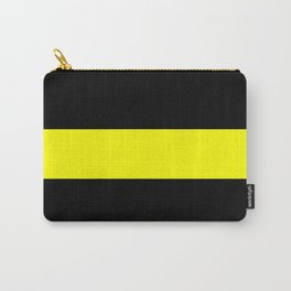 The Thin Yellow Line Carry-All Pouch