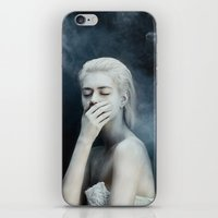 fear iPhone & iPod Skins featuring Fear by Jovana Rikalo