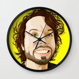 I'm Your N°1 Fan ! Wall Clock