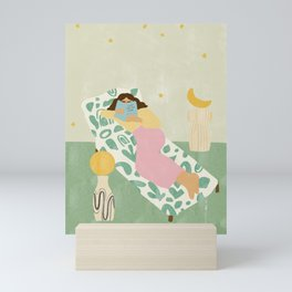 Shoot For The Stars Mini Art Print