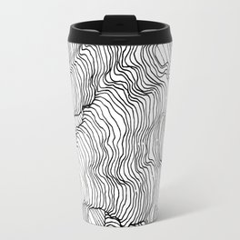 Vertigo Adrift (Vector) Travel Mug