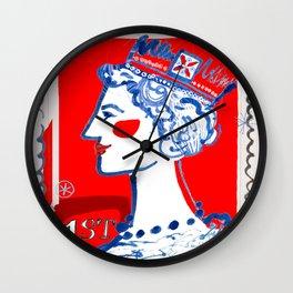 1st Class   Wall Clock