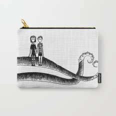 Addams ❤️ Gorey Carry-All Pouch