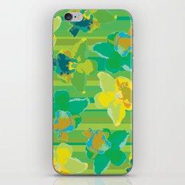 Fluor Flora - Acid iPhone Skin