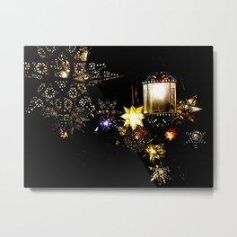 Las Estrellas Metal Print
