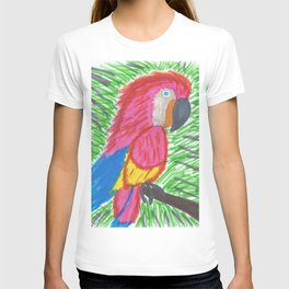 Pink Bird of Paradise T-shirt