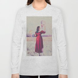Jellyfish Heart II Long Sleeve T-shirt