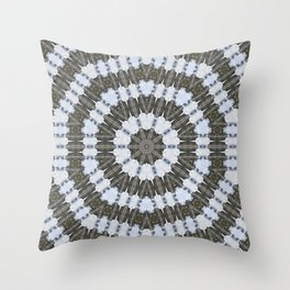Strobing Throw Pillow