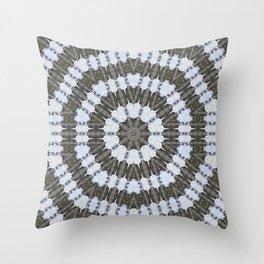 Strobing Throw Pillow