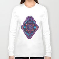 scully Long Sleeve T-shirts featuring Scully  by Susan Gottardi