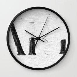You have to see ART Wall Clock