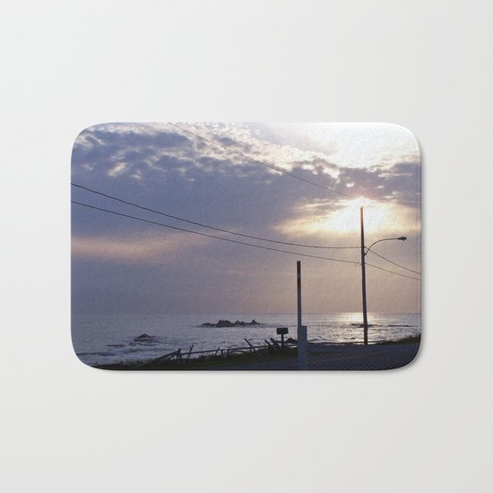 Sun on a Stick Bath Mat