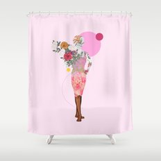 Anfisa Shower Curtain