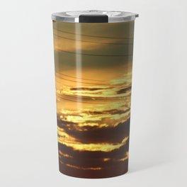 Prairie Silhouette Travel Mug