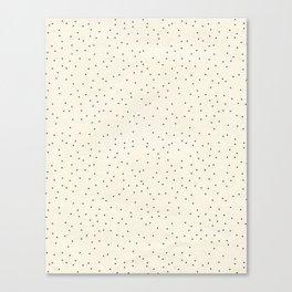 Beautiful Dots Canvas Print