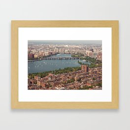boston Framed Art Print